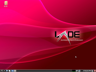LXDE on Ubuntu Desktop