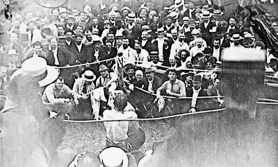John L. Sullivan vs Jake Kilrain (1898)