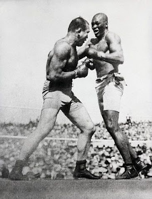 Jack Johnson vs Jimm Jeffries (1910)