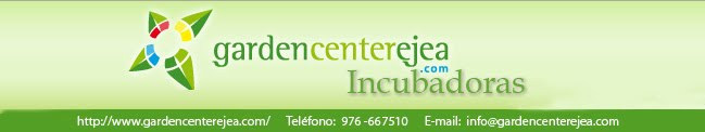 Garden Center Ejea Incubadoras