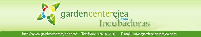 Garden Center Ejea Incubadoras