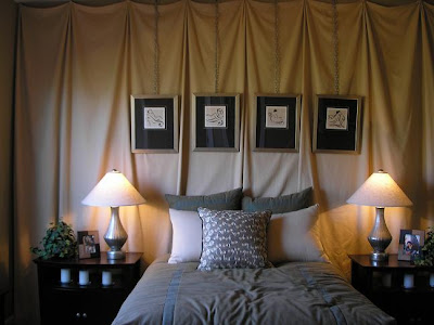 fabric wall covering ideas