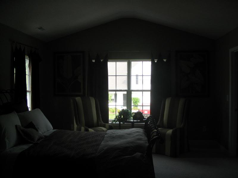 dark bedroom my first post