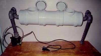 Filtro canister Caseiro para aquário passo a passo. Filtrotinspecao4