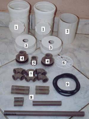 Filtro canister Caseiro para aquário passo a passo. Filtrotinspecao1