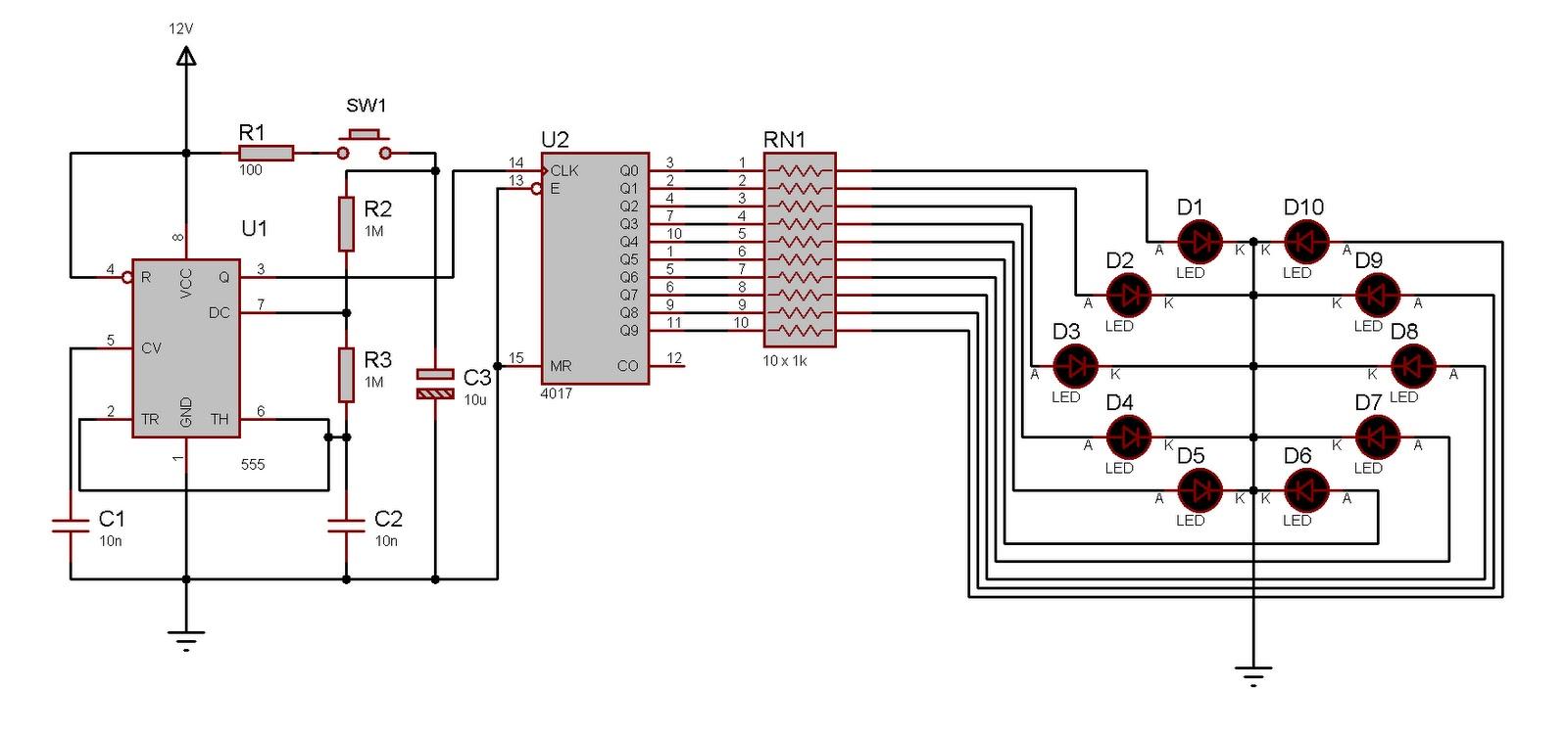 Circuito Eletronica : Eletronica erlich roleta eletrônica