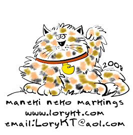 Maneki Neko Markings - My website