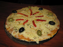 Pizza de Muzzarela