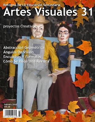 Artes Visuales: Cómo Hacer Una Portada De Revista