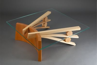 Beautiful Furniture Design on Furniture Designer Seth Rolland Makes Beautiful And Unique Wood