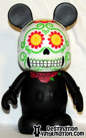 day of the dead artists. Day of the Dead 9quot; Artist:
