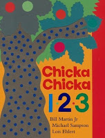 Chicka Chicka 123 Activity