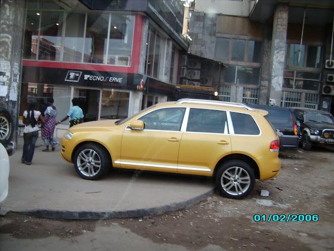 Luanda - Contrastes