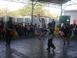 Bailando Cueca Brava