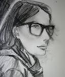 intellectual girl