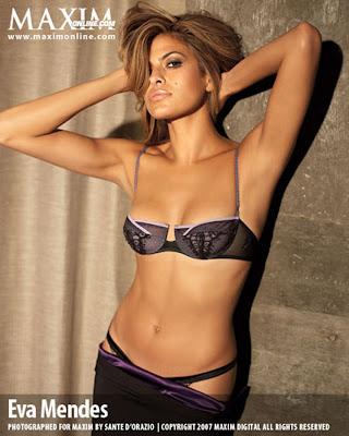 Eva Mendes, topless Eva Mendes