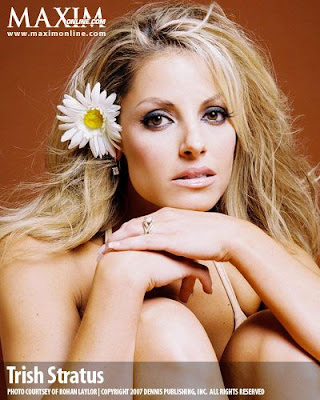 Trish Stratus in Maxim