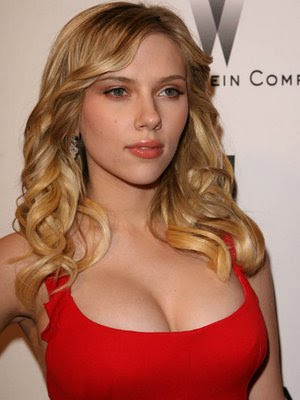 Sexy Scarlet Johanson