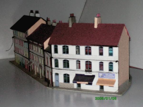 bloc maison 1950