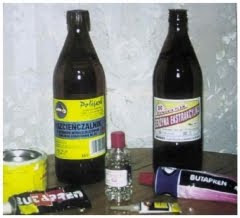Substancje wziewne