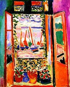 Henri Matisse - Open Window Collioure
