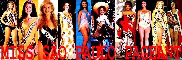 Miss São Paulo Pageant