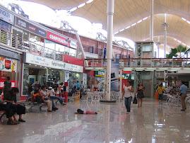 Carpa del mall Zofri