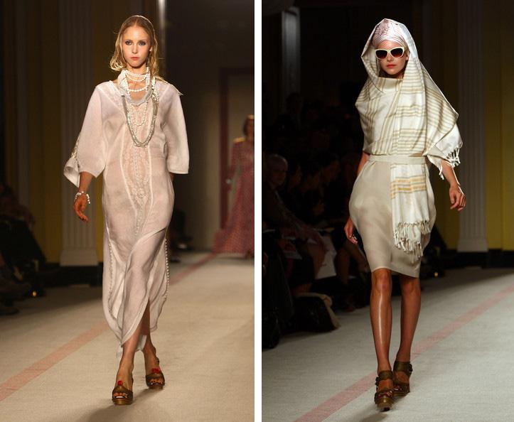 Orientalist Fashion The Polyglot: Oriental...