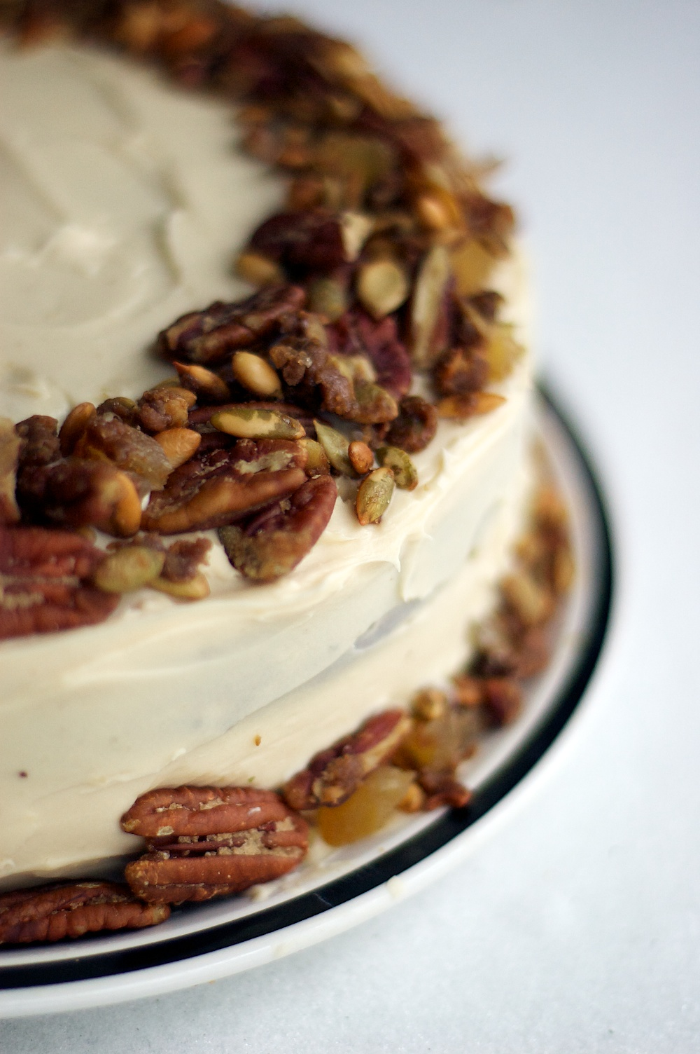 The Ginger Cook: Brown Butter Pumpkin Layer Cake