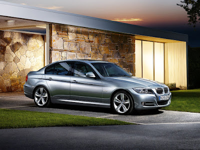 Here are photos of the New BMW 3 Series Sedan Launched in India