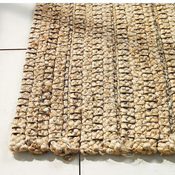 Chunky Braided Jute Rug U2013 Honey. Add In A Bit Of Texture Or Pattern And  They Become Delightfully Warm, Like This