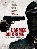sortie dvd L'armée du crime