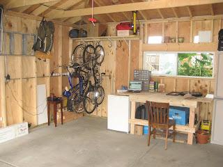 pul·chri·tude: Summer Project #5: The Garage