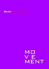 Moviement n°4 - Horror Made in Italy