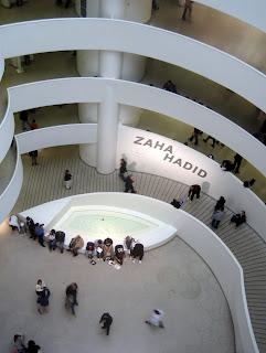 Guggenheim Museum Zaha Hadid