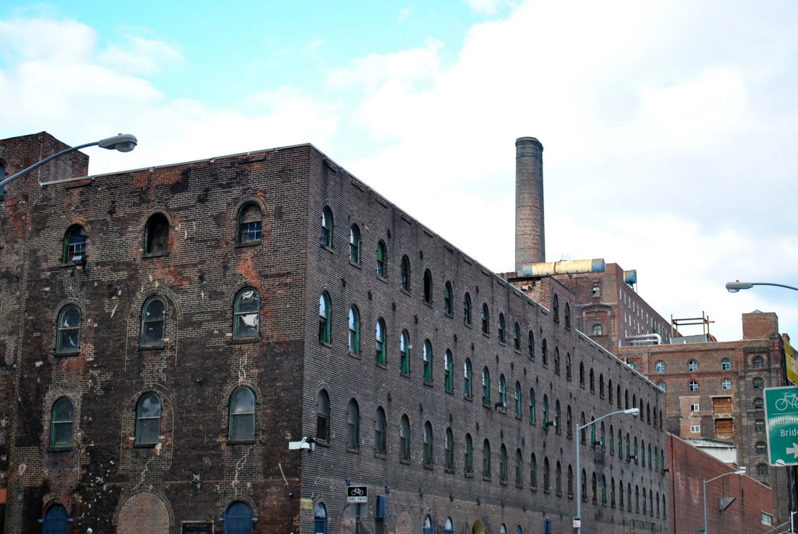 Domino Sugar Factory Williamsburg Brooklyn