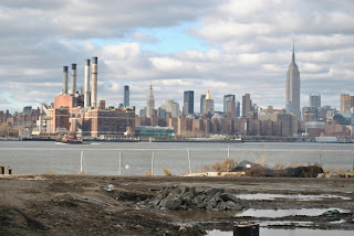 Manhattan from Williamsburg Brooklyn