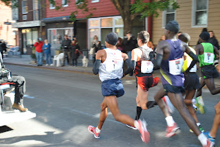 Meb Keflezighi New York City Marathon