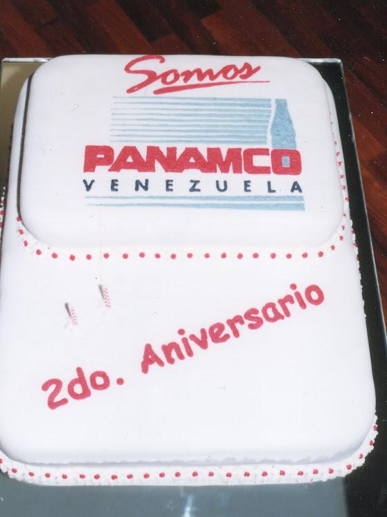 Somos Panamco, 2do. Aniversario