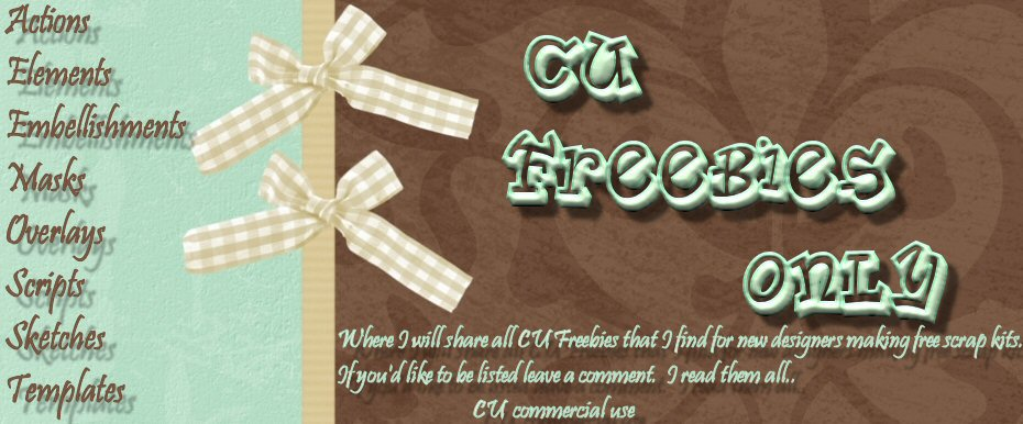 CU Freebies Only