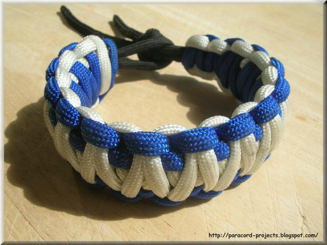 Paracord Projects Woven Paracord Bracelet 5mm Cord Dog
