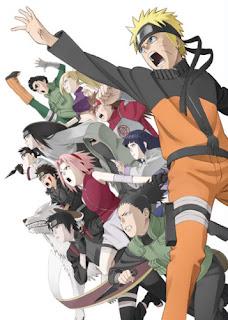 Naruto Shippuden 3: Los Herederos de la Voluntad de Fuego (2010)