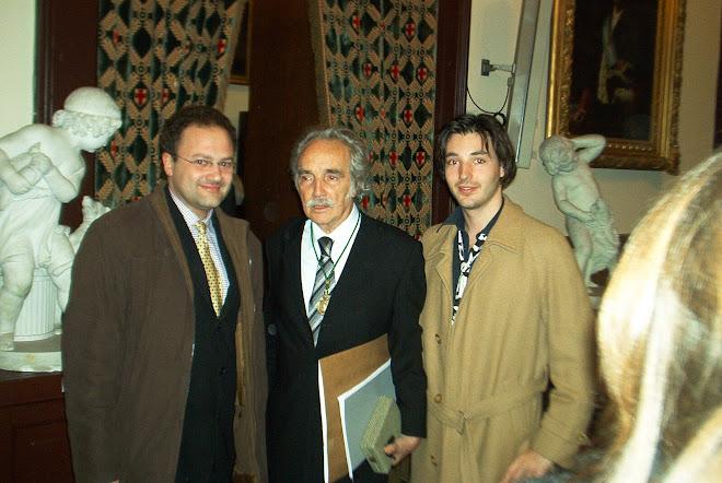 Dia Joan Barbarà entra a la Real Acadèmia de Belles Arts