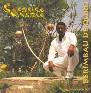 Mestre Limaozinho - Berimbau de Ouro - Capoeira Angola