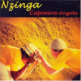 Nzinga - Capoeira Angola