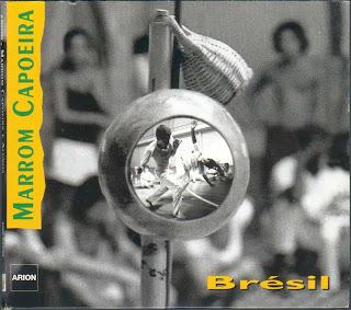 Marrom Capoeira e Alunos Bresil