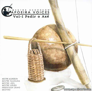 Capoeira Voices Vol-1 Pedir o Axe