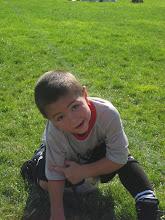 kaden's 1rst soccer game