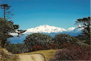 Himalayan Khangchendzonga