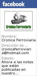 CRNICA FERROVIARIA EN FACEBOOK
